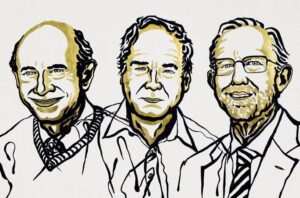 Harvey Alter, Michael Houghton and Charles Rice shared the 2020 Nobel Prize in Physiology or Medicine.