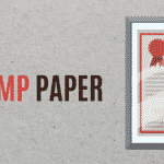 What is Stamp Paper in Hindi