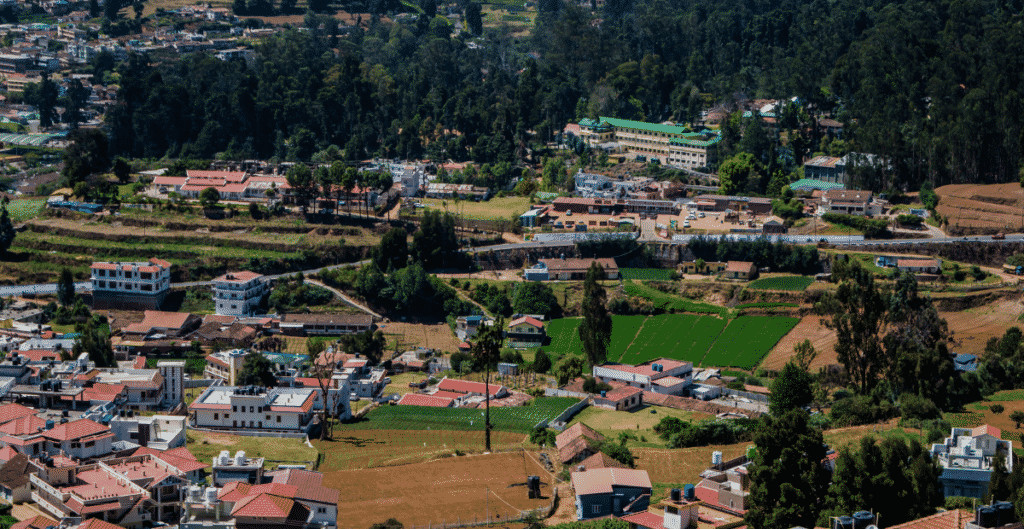 Ooty : Top 10 hill Station in India
